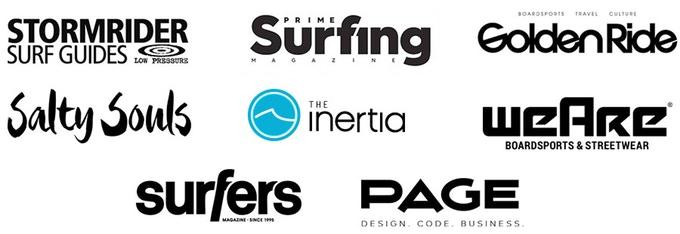 surfing worldwide