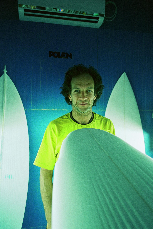 polen surfboard