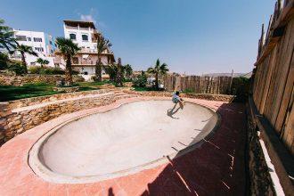 The Skate-Pool