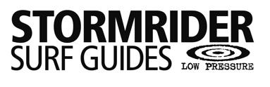 stormrider surf guide