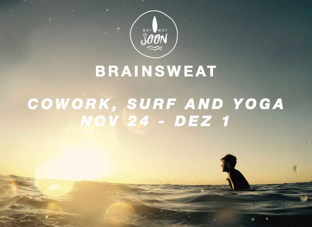surf workation brainsweat