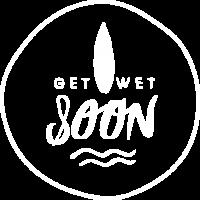 get wet soon